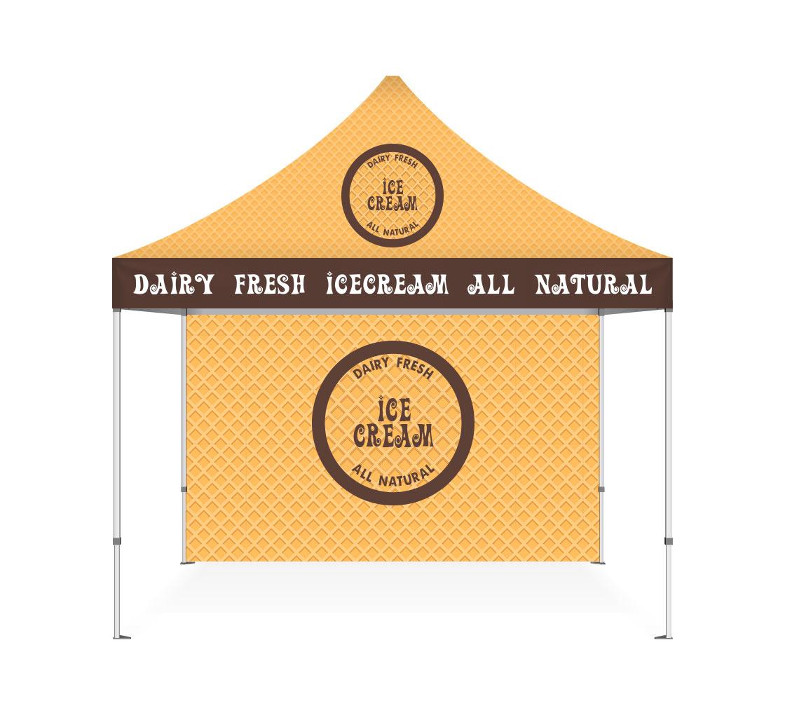 custom canopy tent 10 x 10 007