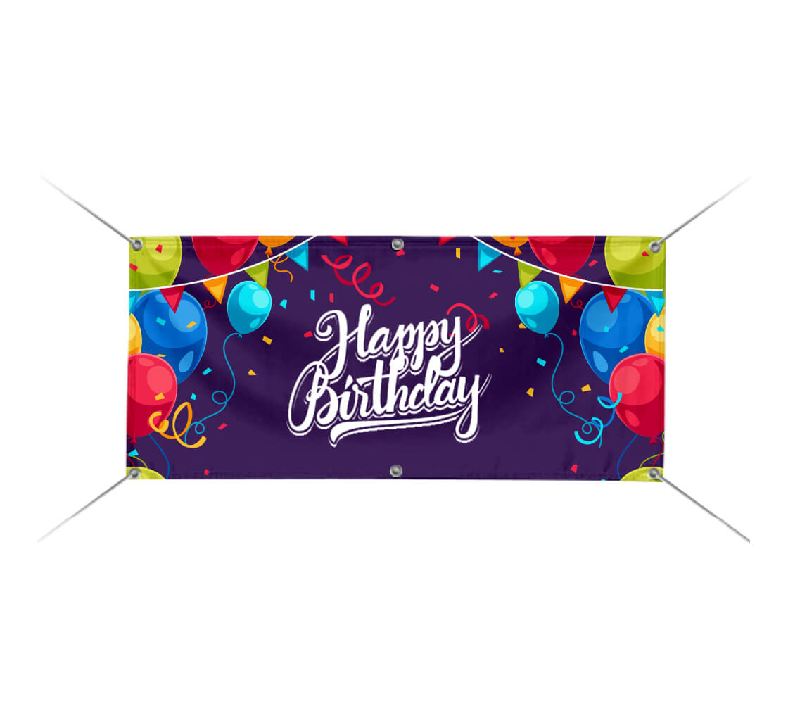 birthday die cut, card toppers   anniversary 10 x Just for you banners