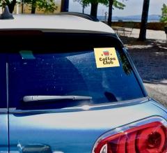 Advertising Car Signs