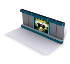 Alpine Booth - Configuration F