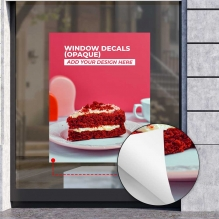 Window Decals (Opaque)