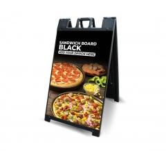 Sandwich Board Black