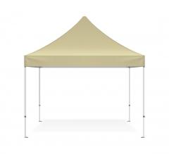 Beige Canopy Tent