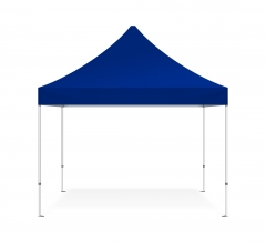 Blue Canopy Tent