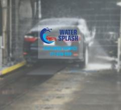 Car Wash Clear Window Decals