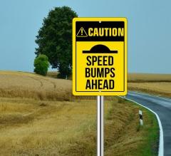 Caution Street Signs