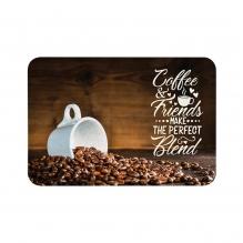 Coffee & Friends Floor Mats