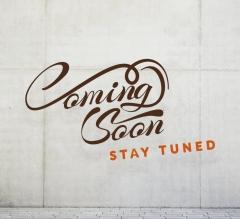 Coming Soon Vinyl Letters
