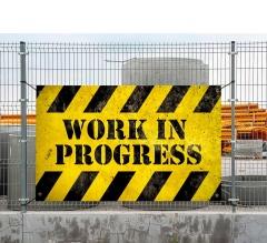 Construction Vinyl Banners