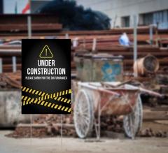 Construction Yard Signs