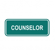 Counselor Sign