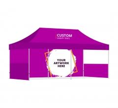 Custom Canopy Tents 20 x 10