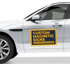 Custom Magnetic Signs
