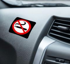 Danger Car Signs