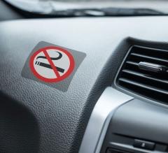 Danger Car Signs Clear