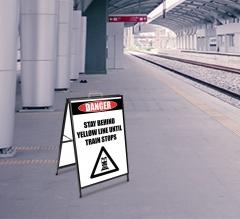 Danger Metal A Frames