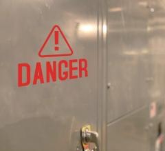 Danger Vinyl Letters