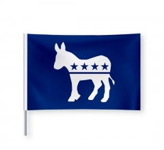 Democratic Party Flags