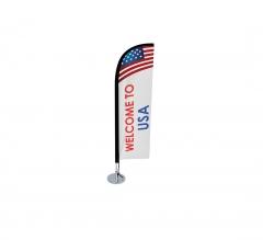 Desk Flags - Blade
