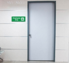 Employee Only Compliance Signs