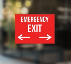 Exit Surface Decals