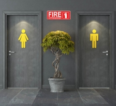 Fire Extinguisher Compliance Signs