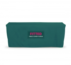 Fitted Table Cover - 4 Sided