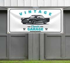 Garage Vinyl Banners