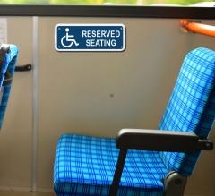 Handicap Compliance Signs