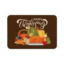 Happy Thanksgiving Floor Mats