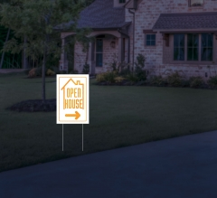HIP Reflective House Yard Signs