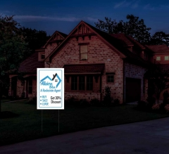 HIP Reflective Realtor Yard Signs