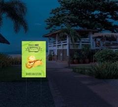 HIP Reflective Restaurant Yard Sign