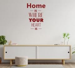 Home Vinyl Letters
