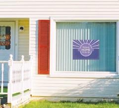 Home Window Decals Opaque