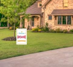 Home Yard Signs