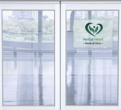 Hospital Clear Surface Decals