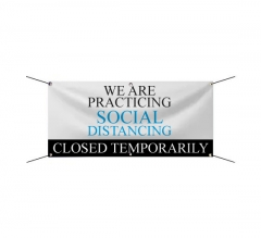 WE WELCOME SNAP EBT CUSTOMERS Advertising Banner Vinyl Mesh Decal Sign ACCEPTED