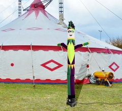 Jester Inflatable Tube Man