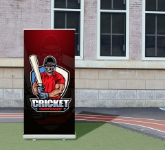 Logo Roll Up Banner Stands