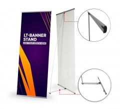 LT Banner Stands