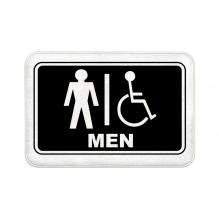 Men Restroom Floor Mats
