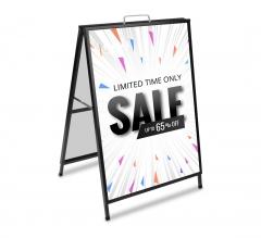 Sales Metal A Frames