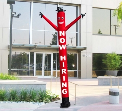 Now Hiring Inflatable Tube Man
