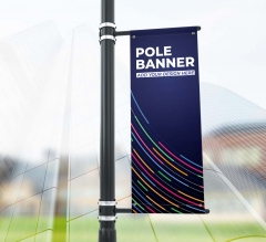 Pole Banners