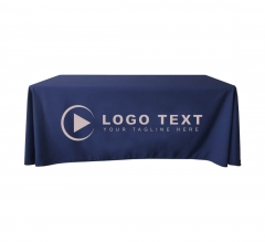 Premium Full Color Table Covers & Throws