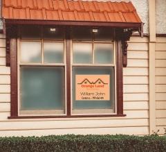 Realtor Window Decals Opaque