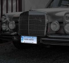 Reflective Illinois License Plates