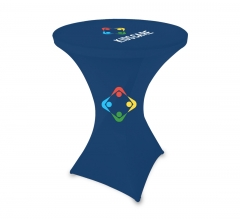 Round Stretch Table Cover