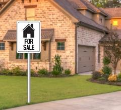 Sales Street Signs